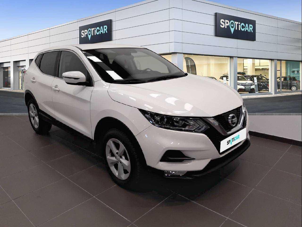 Nissan Qashqai ocasión segunda mano 2018 Diésel por 18.490€ en Zaragoza