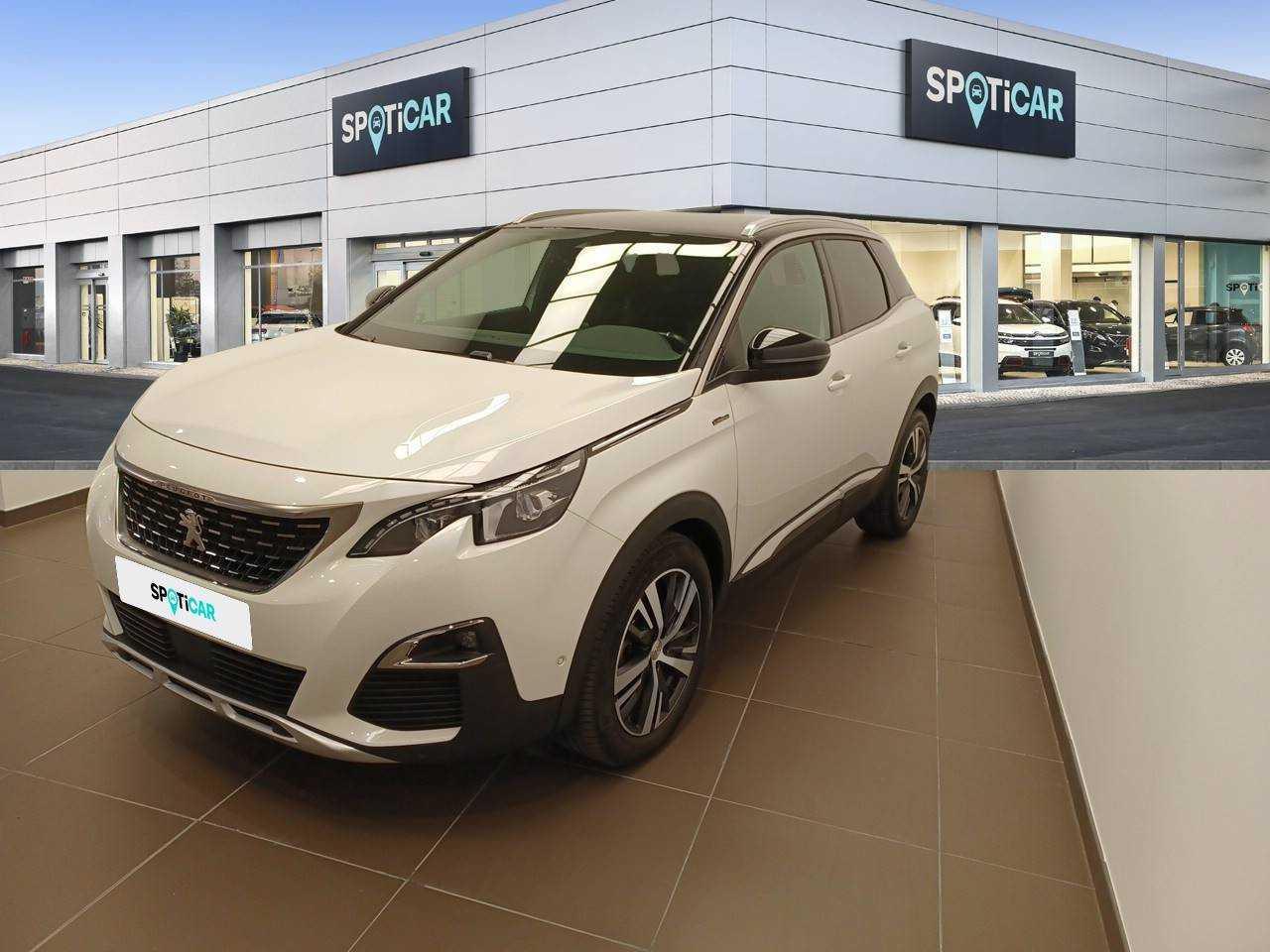 Peugeot 3008 ocasión segunda mano 2017 Diésel por 19.990€ en Zaragoza