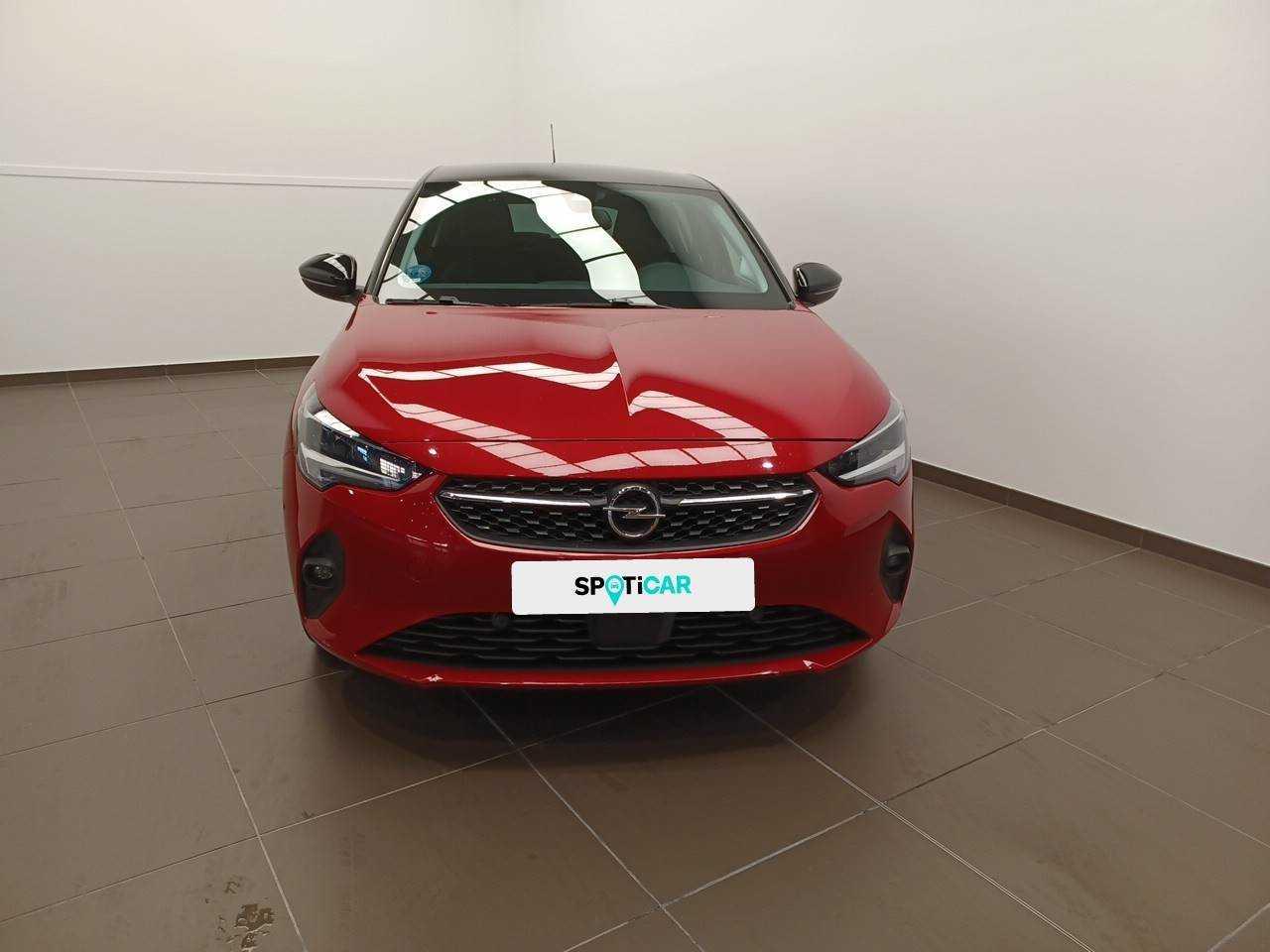 Opel Corsa ocasión segunda mano 2020 Eléctrico por 22.990€ en Zaragoza