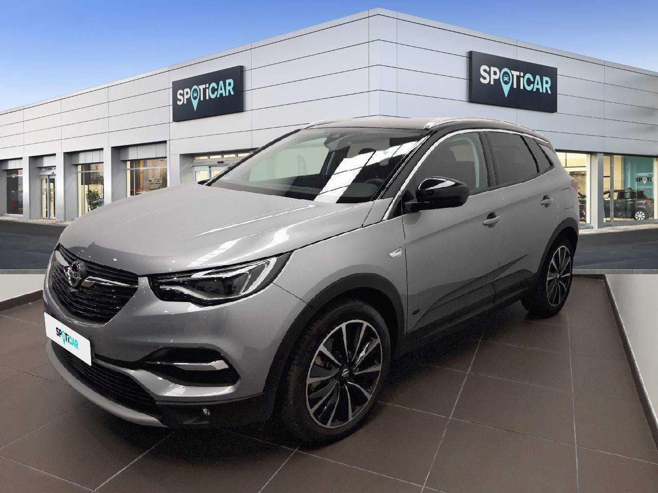 Opel Grandland X ocasión segunda mano 2020 Híbrido por 30.990€ en Zaragoza