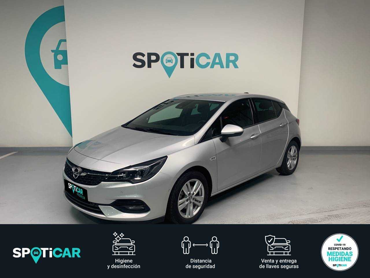 Opel Astra ocasión segunda mano 2020 Gasolina por 17.100€ en Coruña