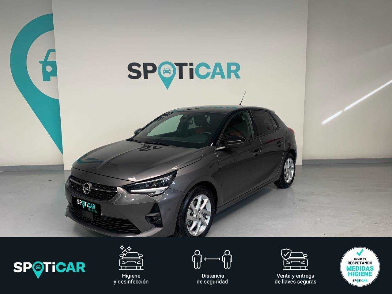 Opel Corsa ocasión segunda mano 2019 Gasolina por 17.100€ en Coruña