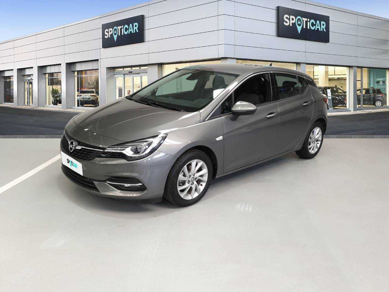 Opel Astra ocasión segunda mano 2020 Gasolina por 17.900€ en Coruña