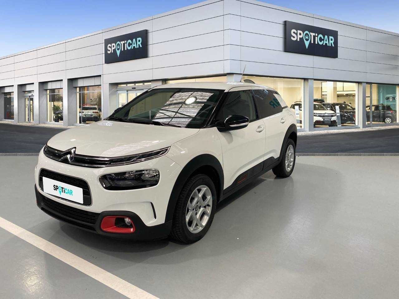 Citroën C4 Cactus ocasión segunda mano 2020 Gasolina por 16.100€ en Coruña