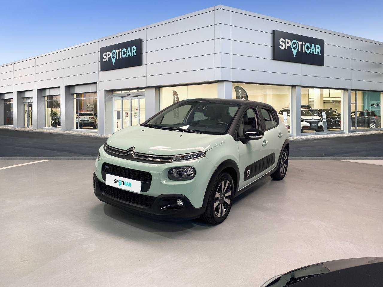 Citroën C3 ocasión segunda mano 2017 Gasolina por 12.000€ en Coruña