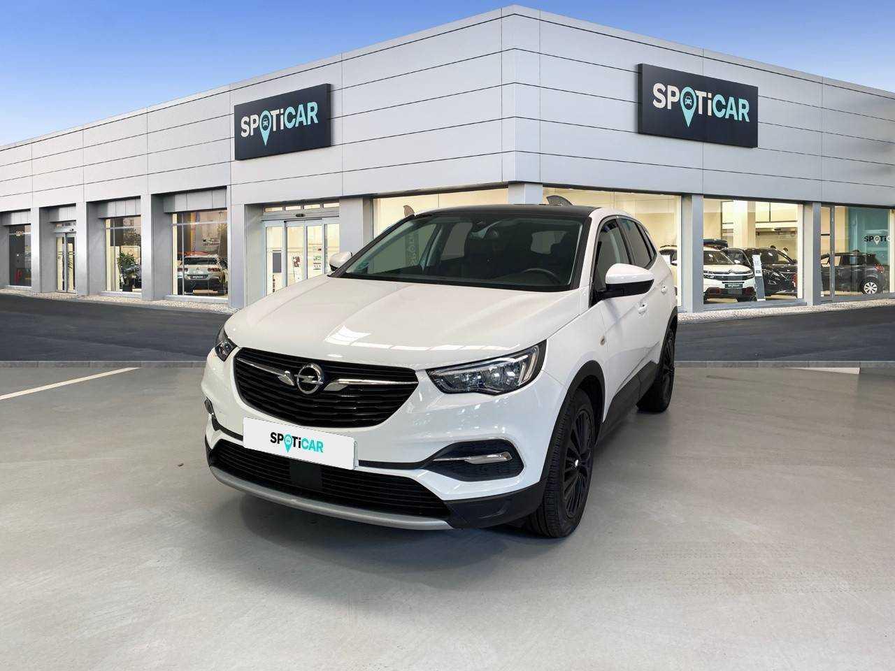 Opel Grandland X ocasión segunda mano 2018 Diésel por 21.900€ en Coruña