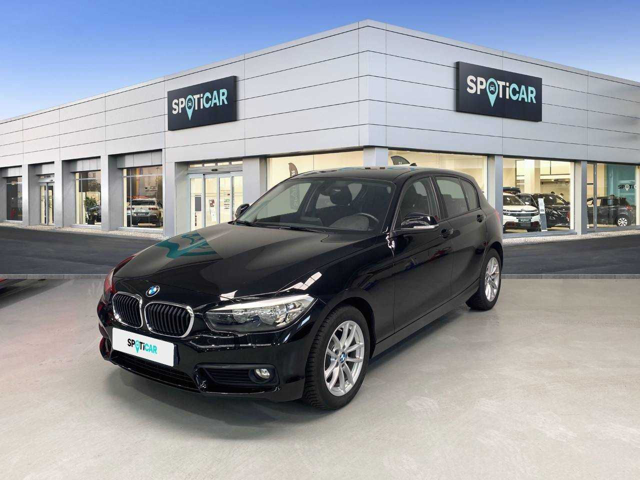 BMW Serie 1 ocasión segunda mano 2017 Diésel por 21.100€ en Coruña