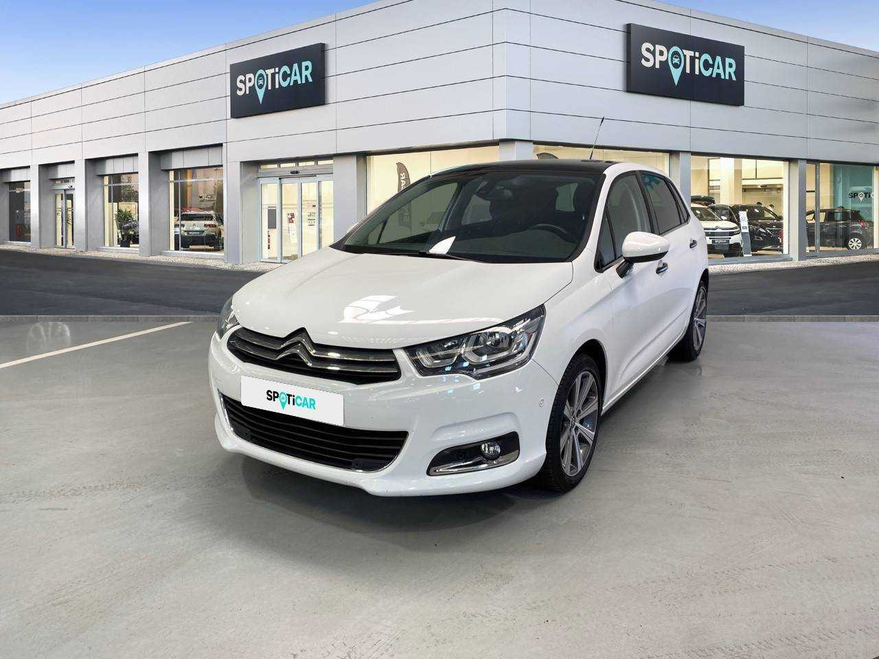 Citroën C4 ocasión segunda mano 2017 Diésel por 14.900€ en Coruña