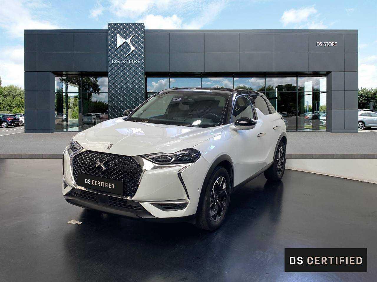 DS Automobiles DS 3 ocasión segunda mano 2019 Diésel por 23.100€ en Coruña