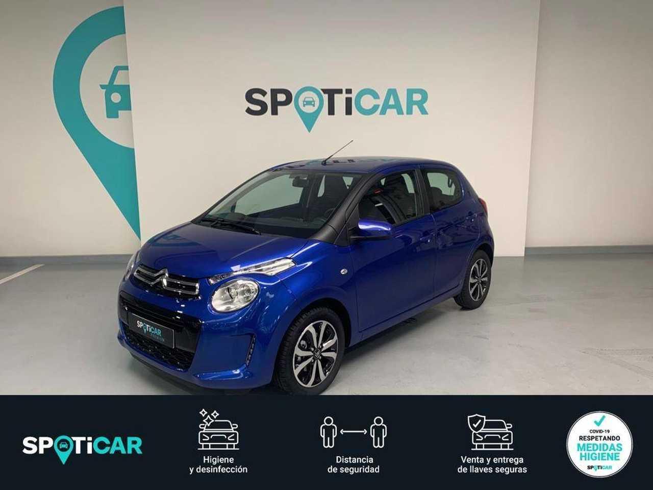 Citroën C1 ocasión segunda mano 2021 Gasolina por 13.900€ en Coruña