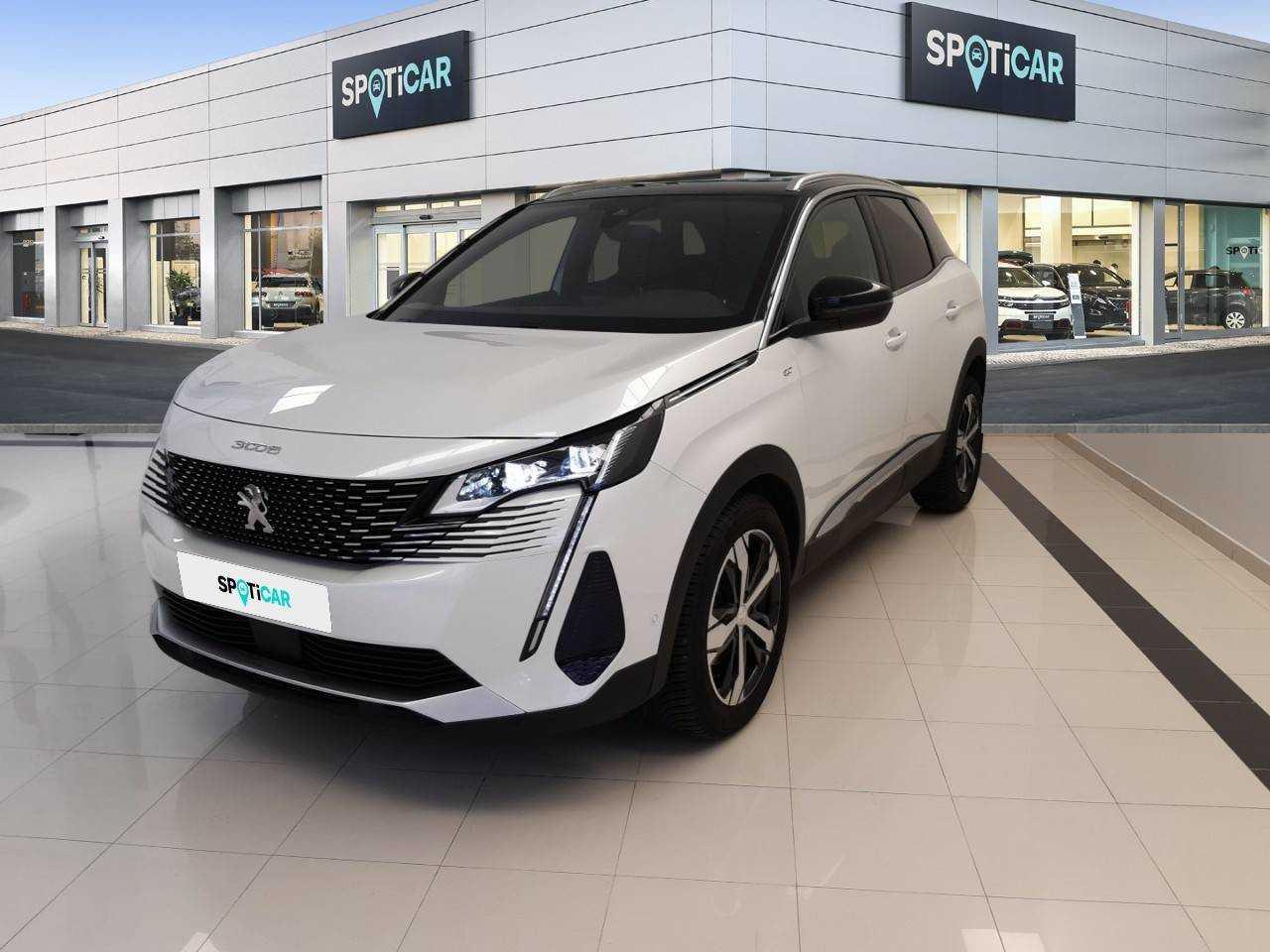 Peugeot 3008 ocasión segunda mano 2020 Diésel por 33.000€ en Orense