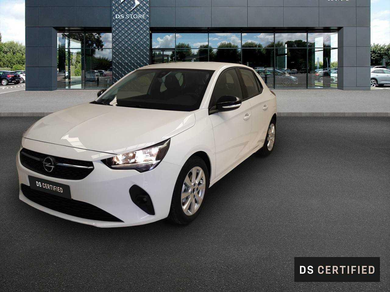 Opel Corsa ocasión segunda mano 2021 Diésel por 15.995€ en Orense