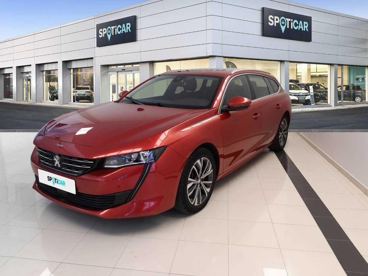 Peugeot 508 ocasión segunda mano 2019 Diésel por 25.995€ en Orense