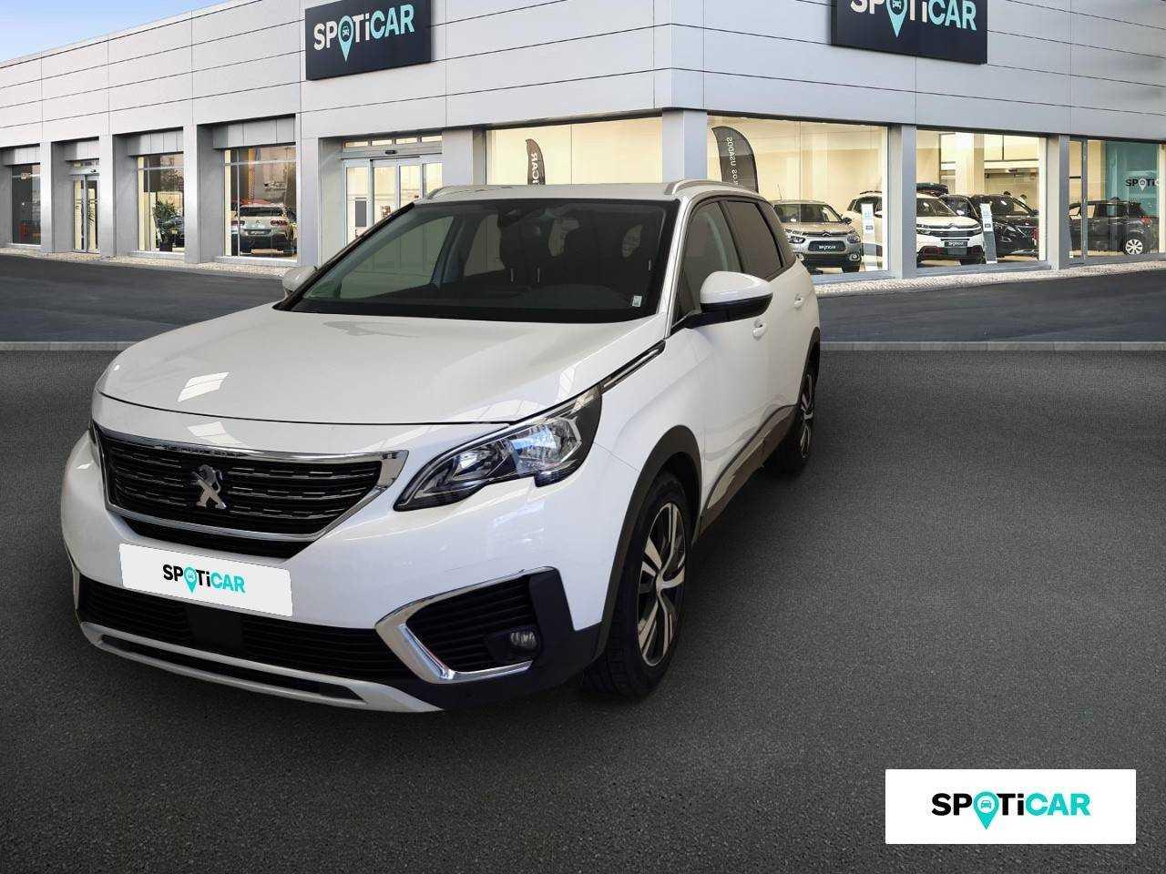 Peugeot 5008 ocasión segunda mano 2019 Diésel por 23.995€ en Orense