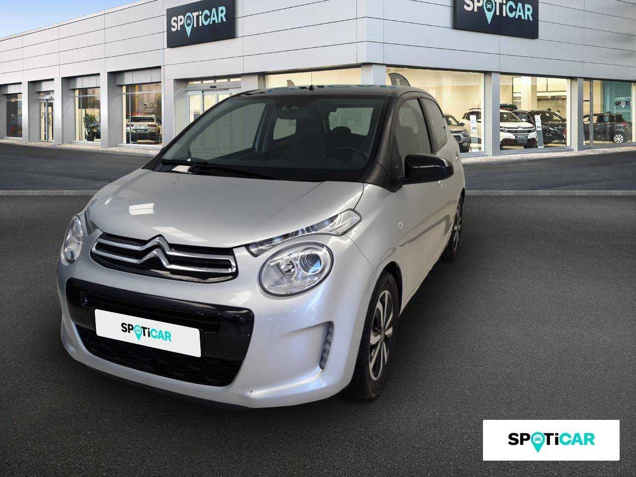 Citroën C1 ocasión segunda mano 2018 Gasolina por 8.995€ en Orense