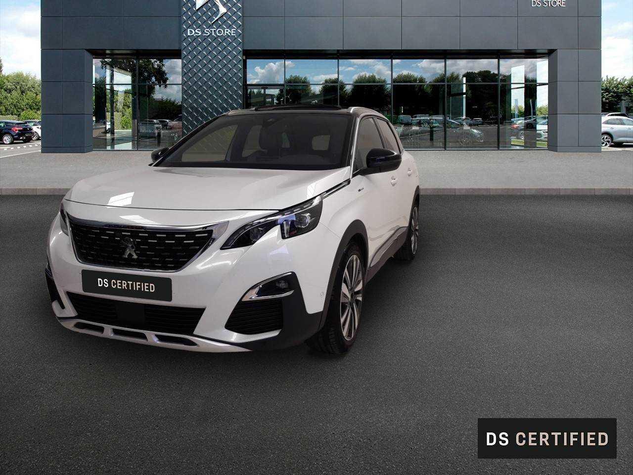 Peugeot 3008 ocasión segunda mano 2020 Eléctrico por 37.500€ en Orense