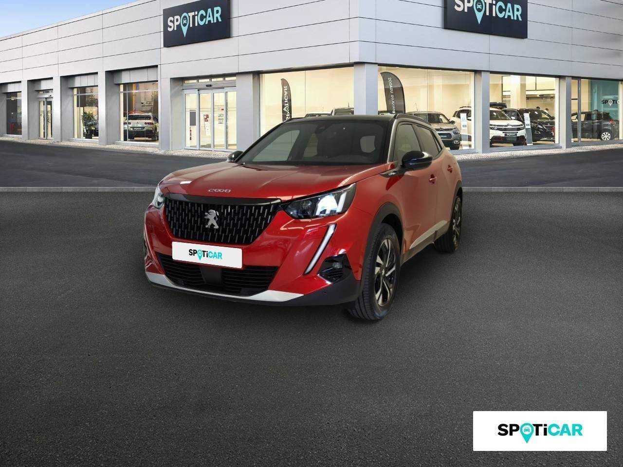 Peugeot 2008 ocasión segunda mano 2020 Diésel por 24.500€ en Orense
