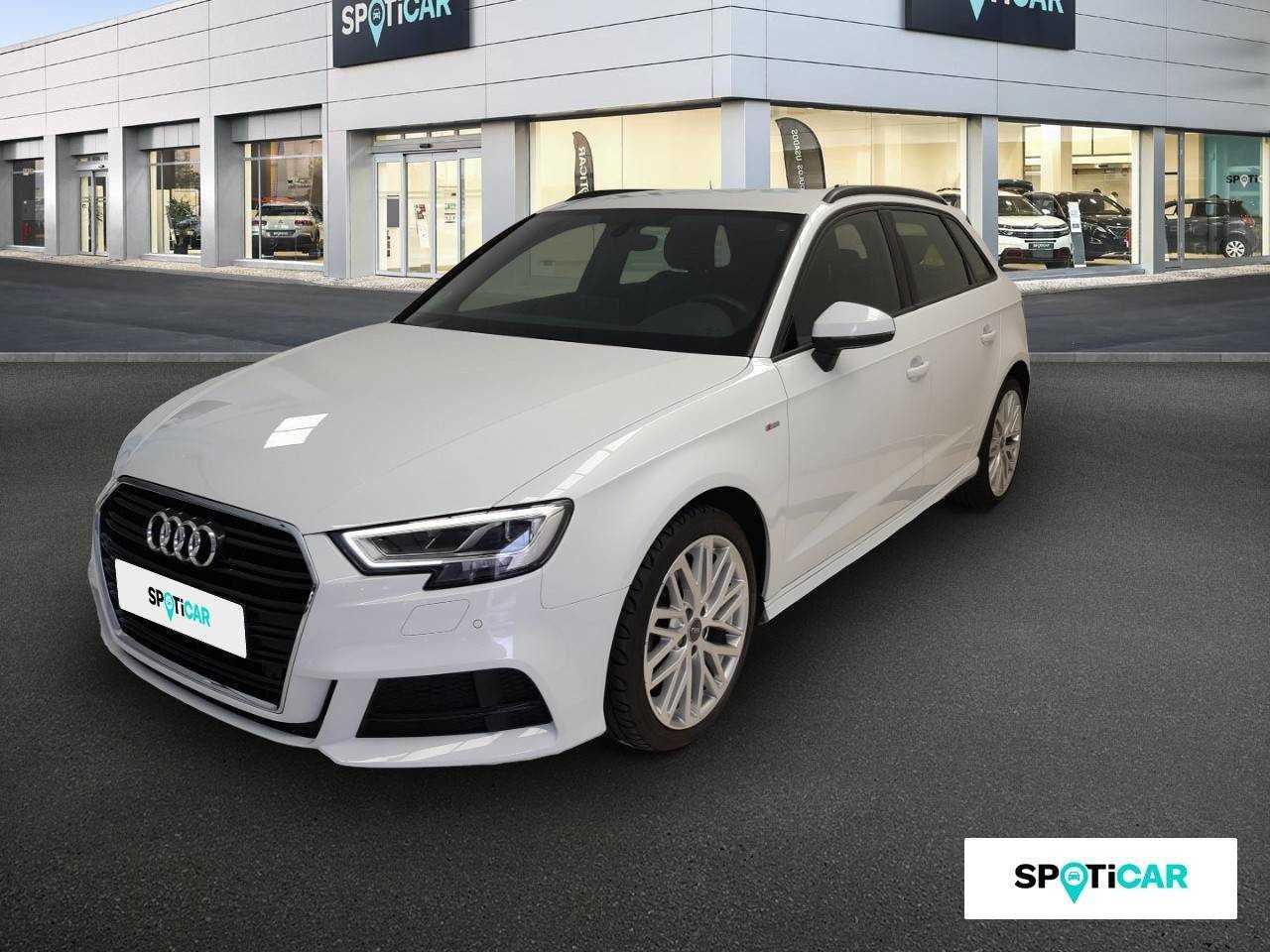 Audi A3 ocasión segunda mano 2018 Gasolina por 20.500€ en Orense