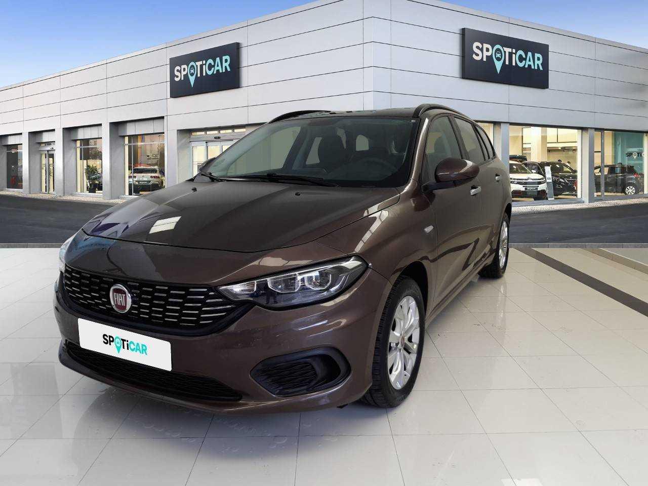 Fiat Tipo ocasión segunda mano 2019 Diésel por 12.750€ en Orense