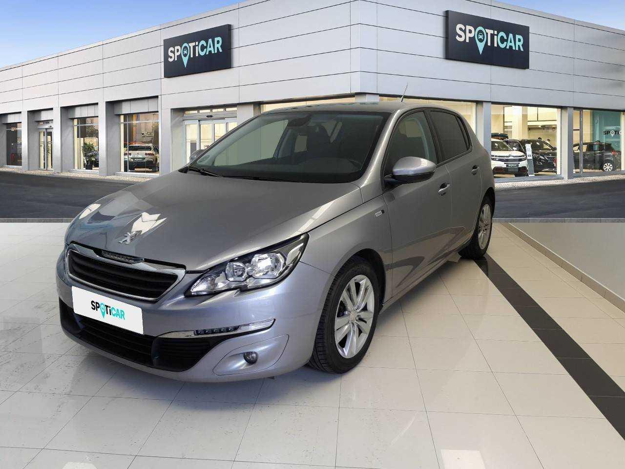 Peugeot 308 ocasión segunda mano 2017 Diésel por 12.500€ en Orense