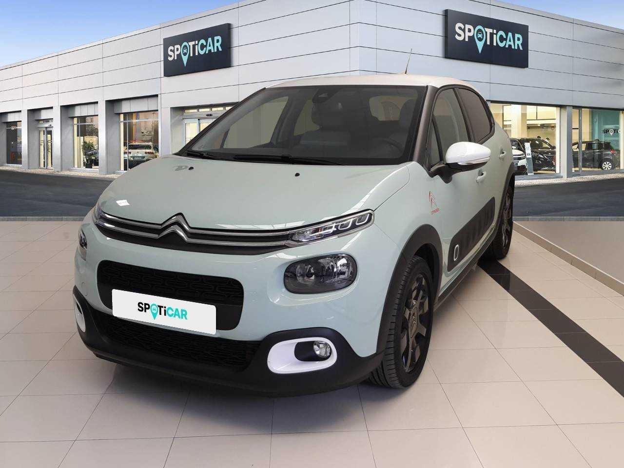 Citroën C3 ocasión segunda mano 2020 Gasolina por 18.500€ en Orense
