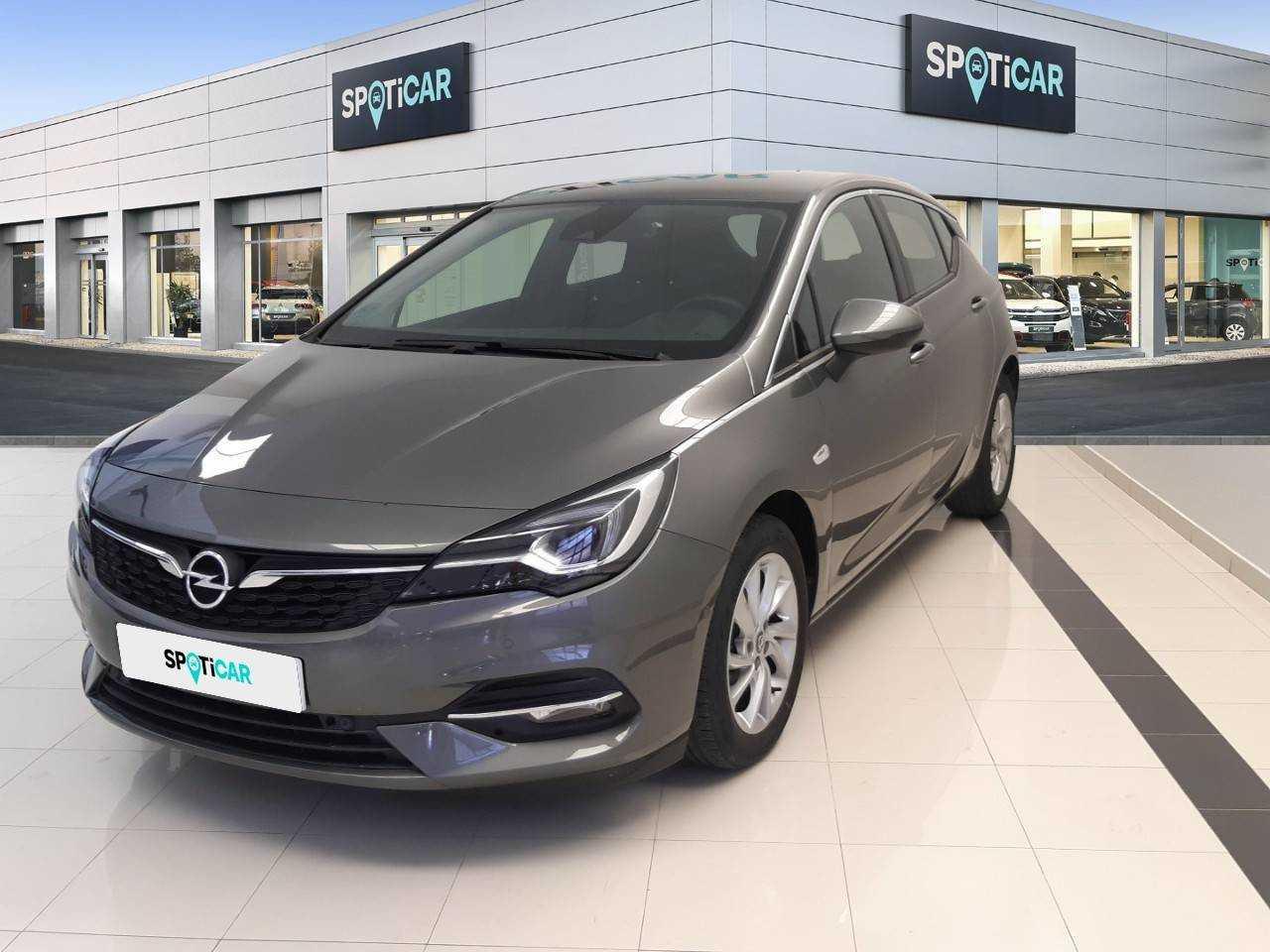 Opel Astra ocasión segunda mano 2020 Gasolina por 18.995€ en Orense