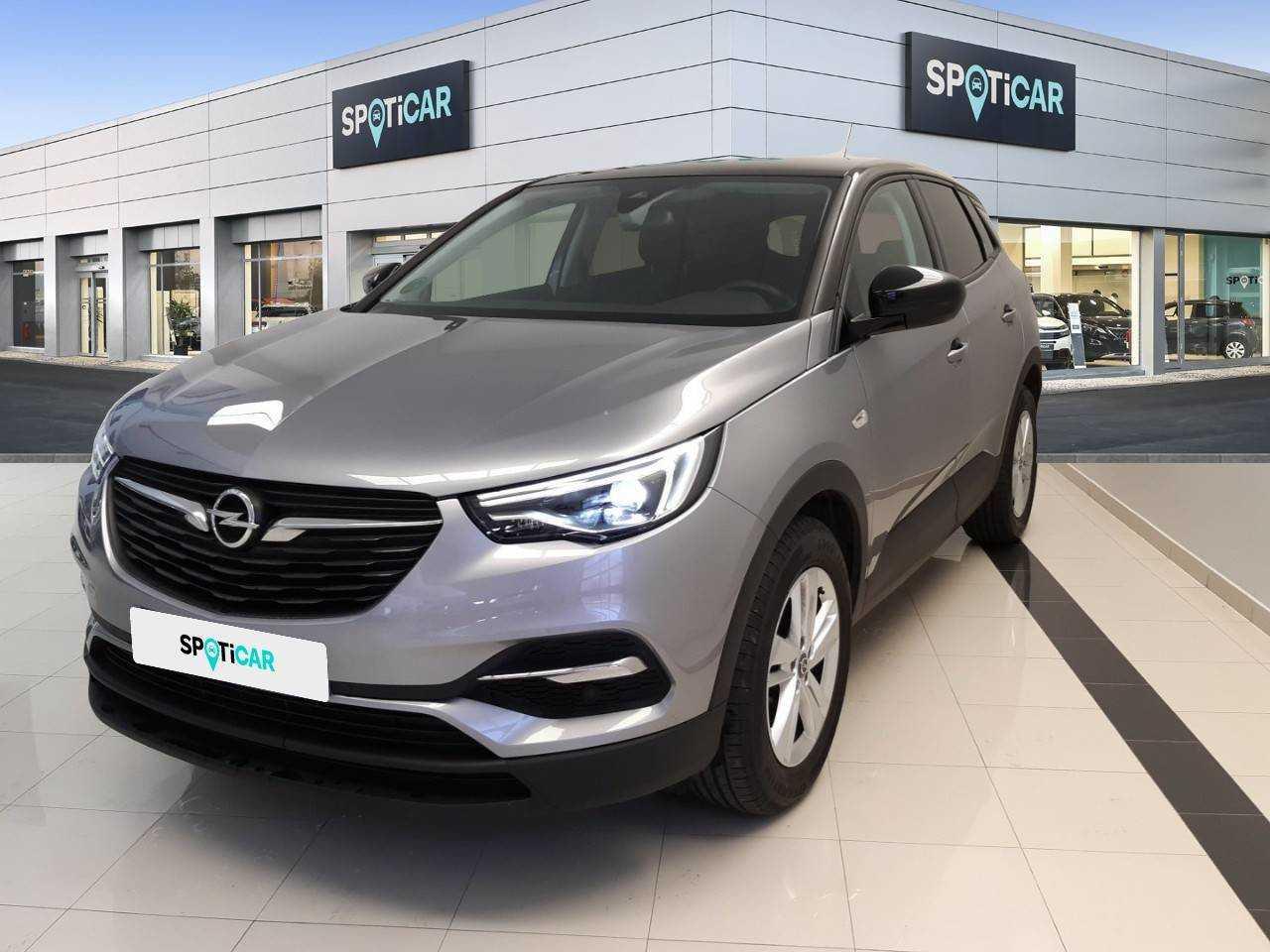 Opel Grandland X ocasión segunda mano 2018 Diésel por 18.500€ en Orense