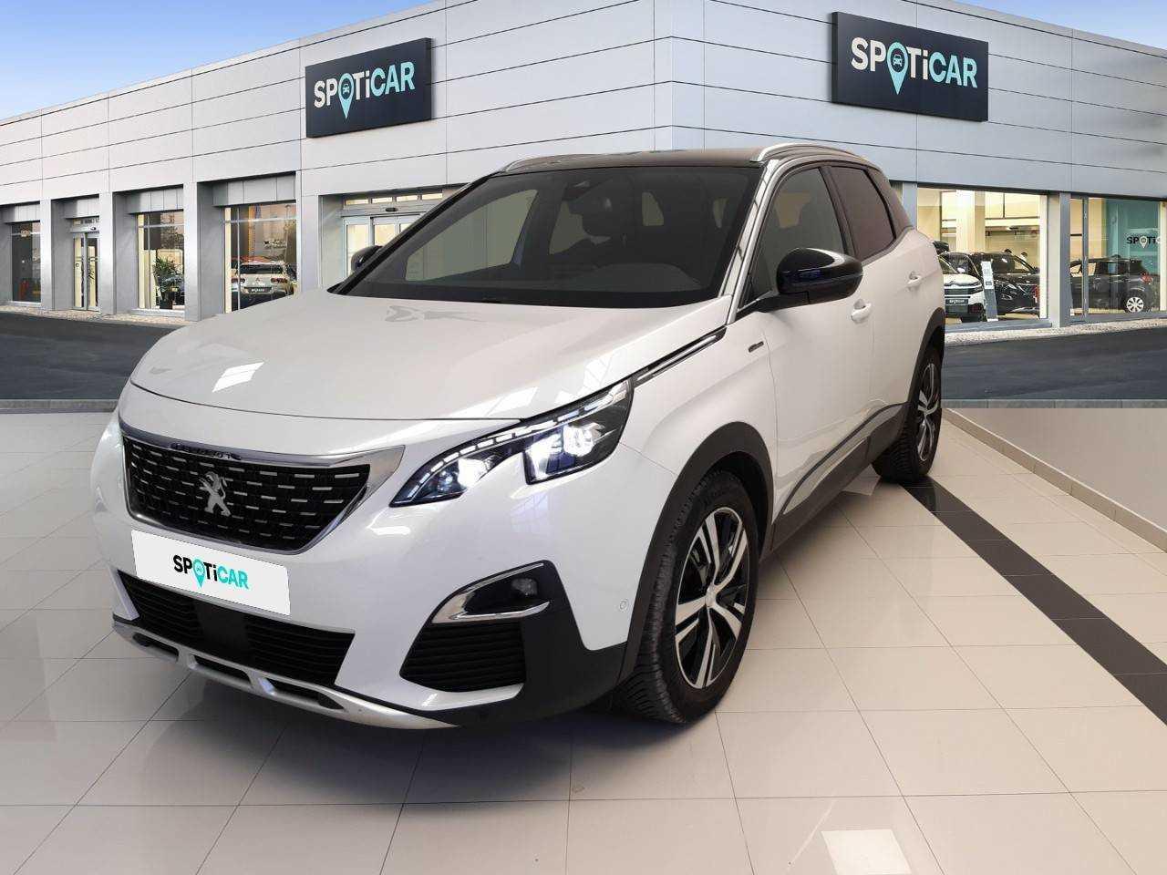 Peugeot 3008 ocasión segunda mano 2018 Diésel por 24.500€ en Orense