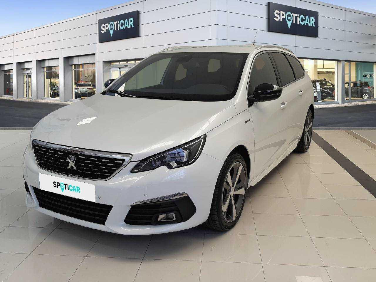 Peugeot 308 ocasión segunda mano 2018 Diésel por 14.995€ en Orense