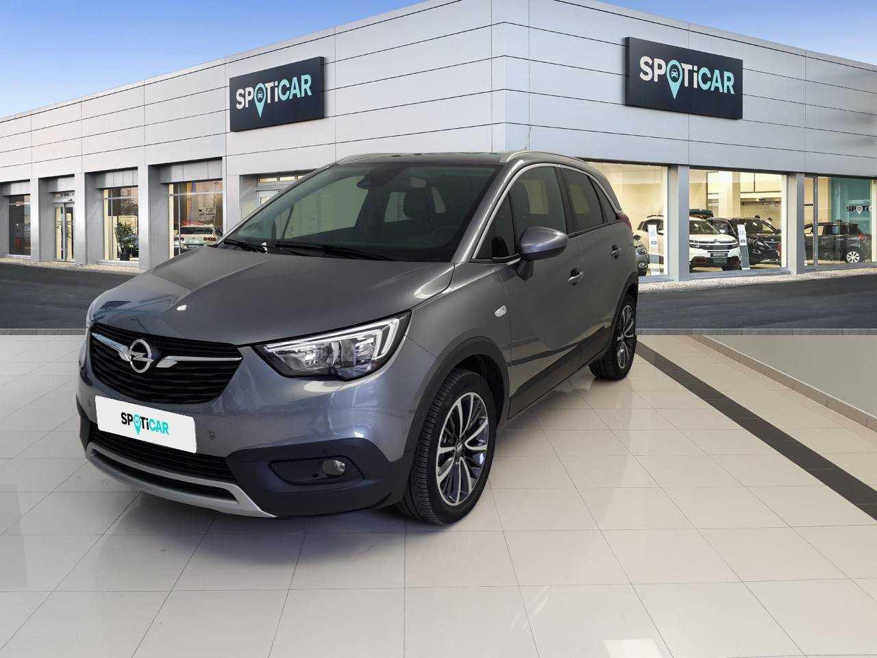 Opel Crossland X ocasión segunda mano 2019 Gasolina por 18.500€ en Orense