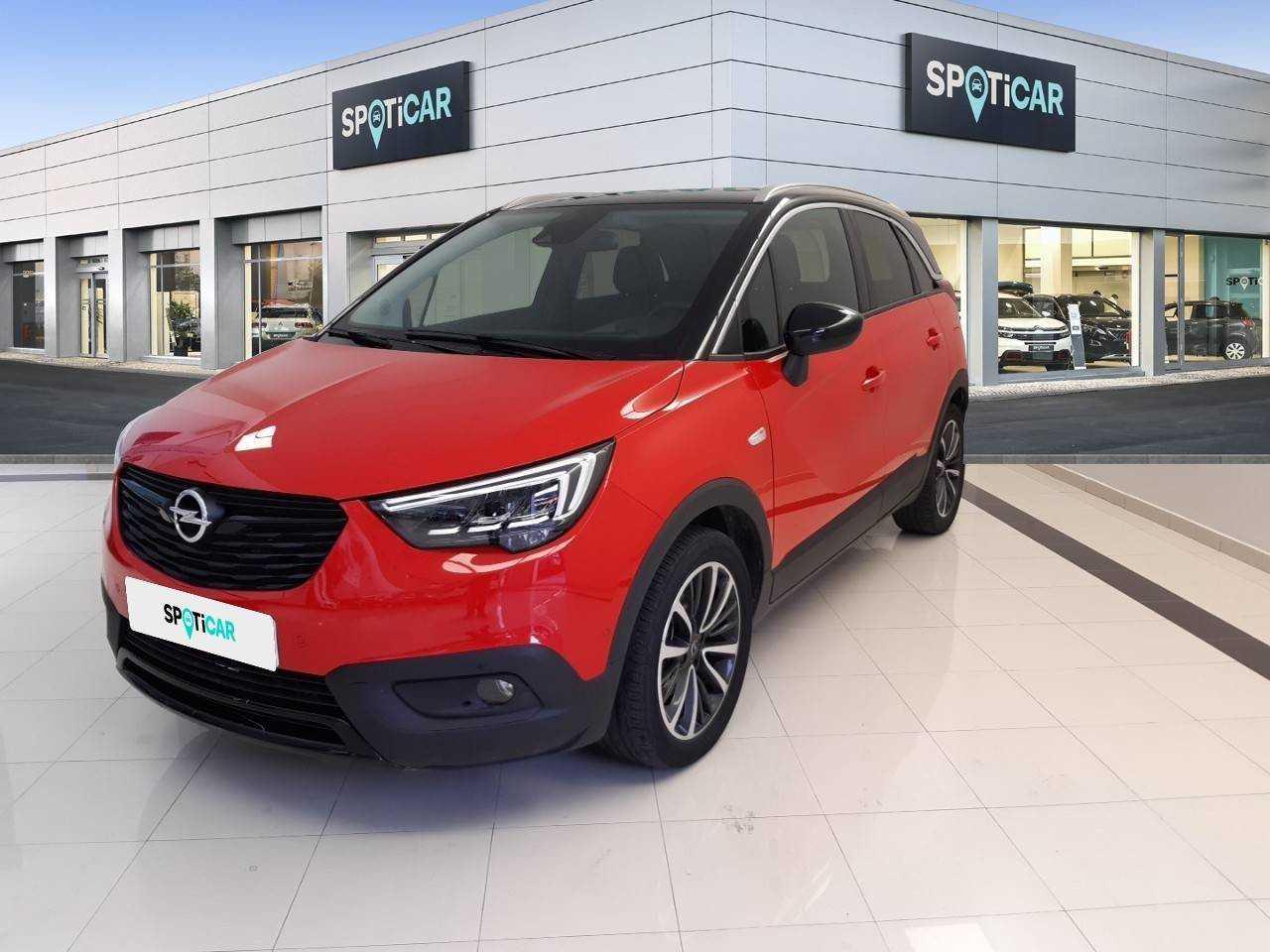 Opel Crossland X ocasión segunda mano 2019 Diésel por 19.500€ en Orense