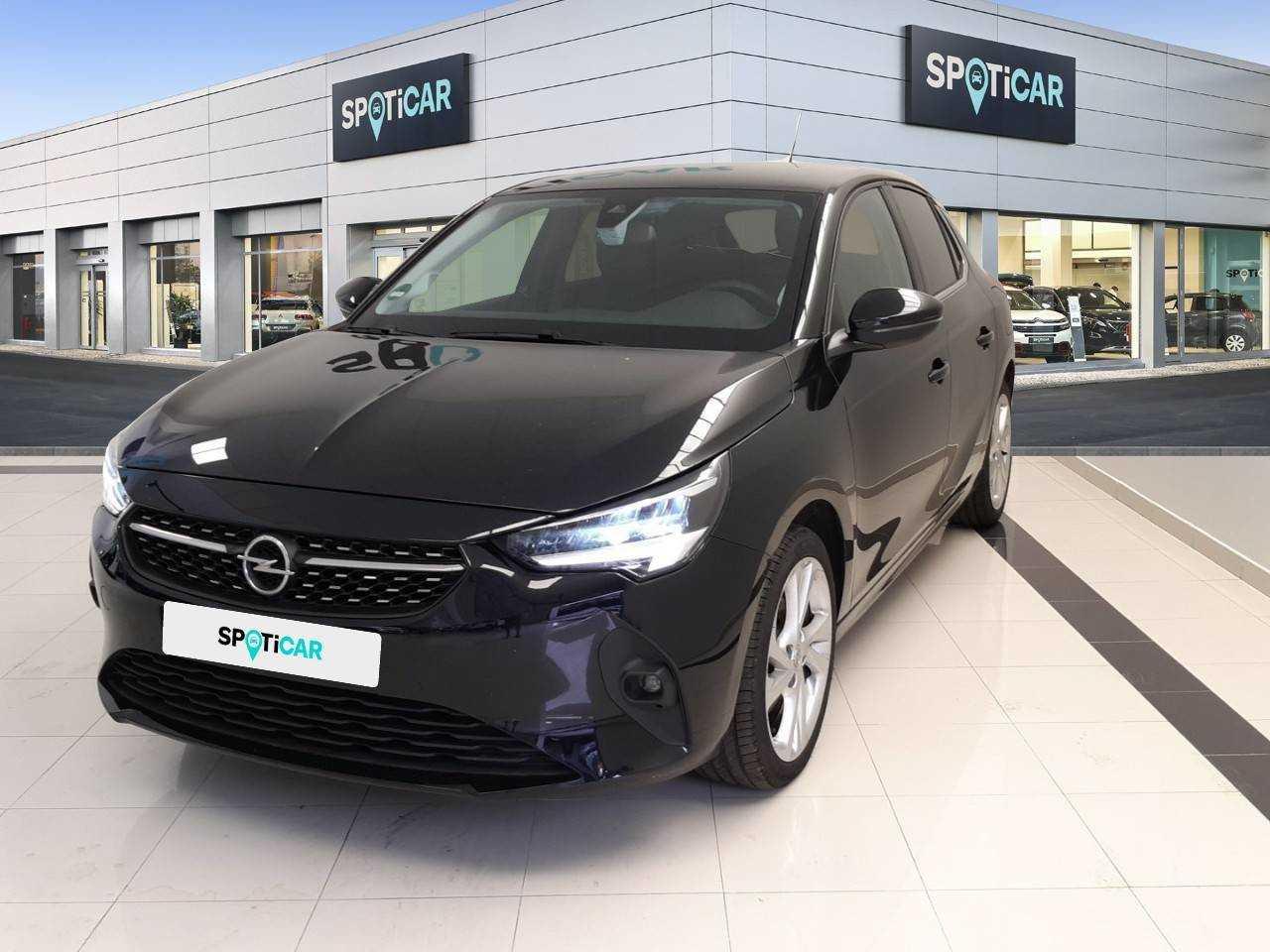 Opel Corsa ocasión segunda mano 2020 Gasolina por 14.995€ en Orense