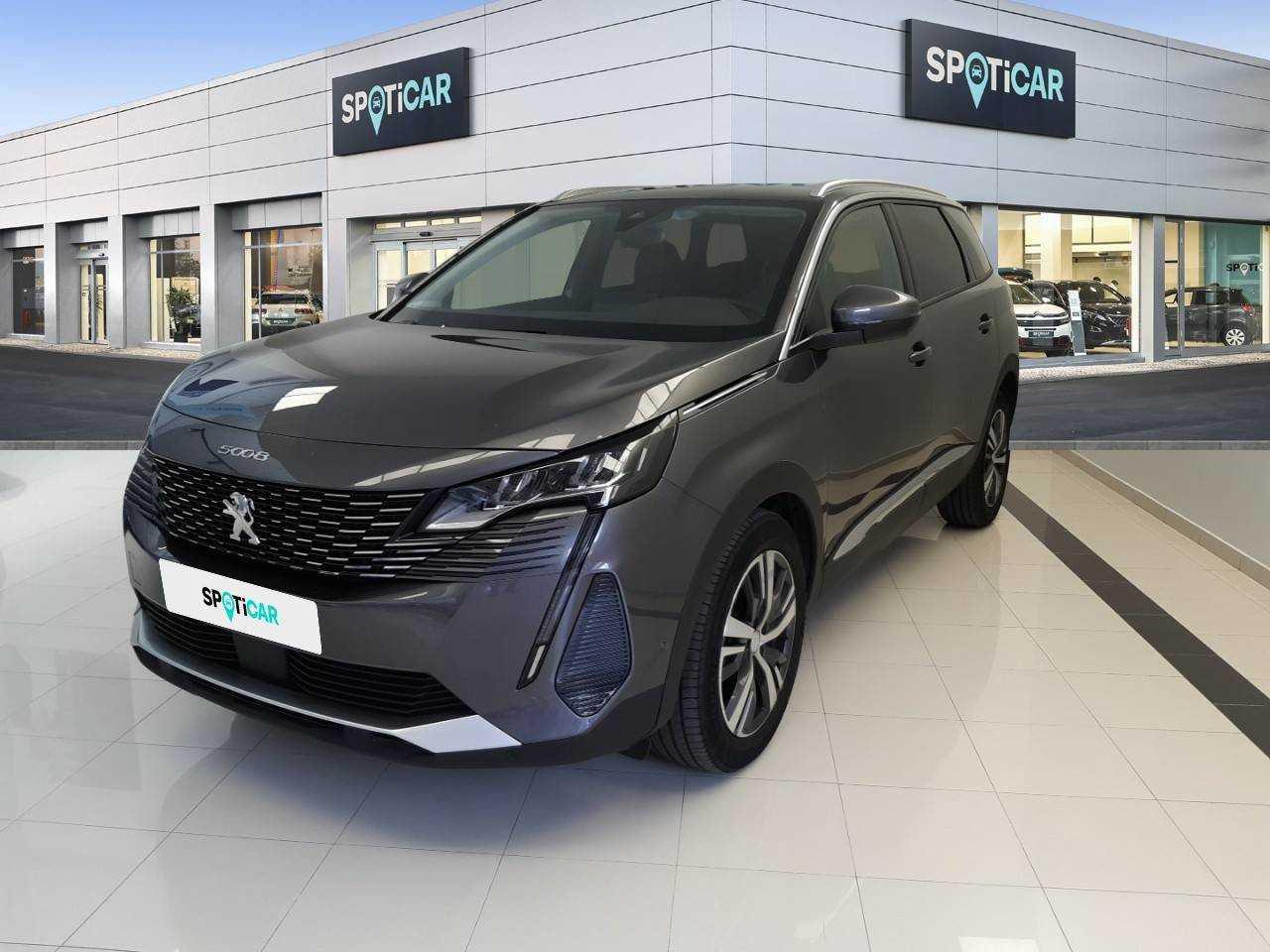 Peugeot 5008 ocasión segunda mano 2020 Diésel por 32.000€ en Orense