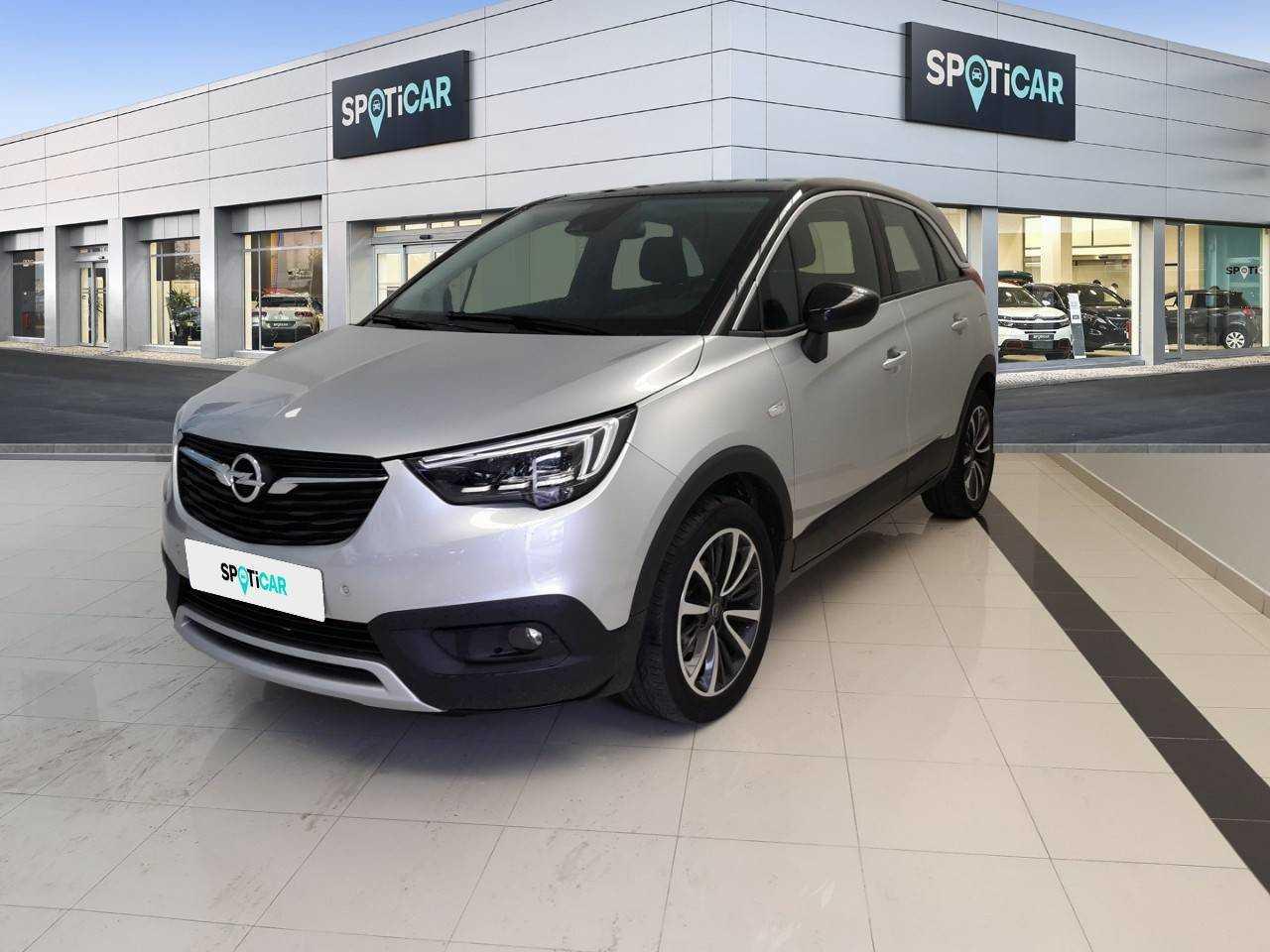 Opel Crossland X ocasión segunda mano 2019 Diésel por 18.500€ en Orense