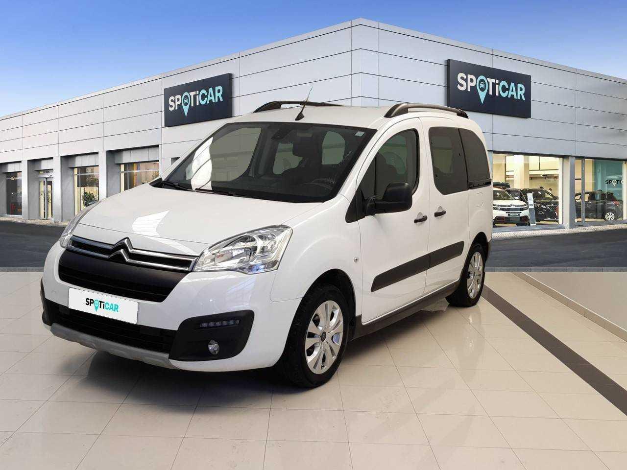 Citroën Berlingo ocasión segunda mano 2017 Diésel por 13.500€ en Orense