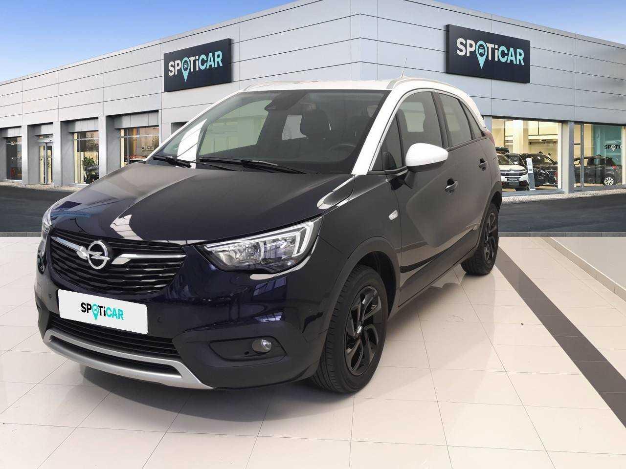 Opel Crossland X ocasión segunda mano 2019 Gasolina por 16.995€ en Orense