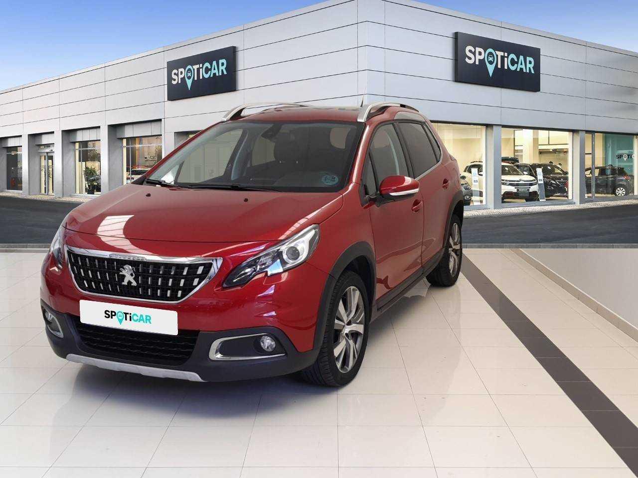 Peugeot 2008 ocasión segunda mano 2019 Diésel por 18.500€ en Orense