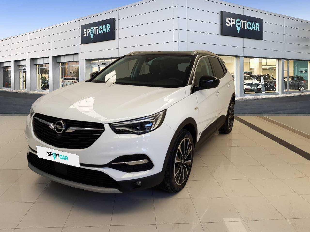 Opel Grandland X ocasión segunda mano 2020 Híbrido por 30.500€ en Orense