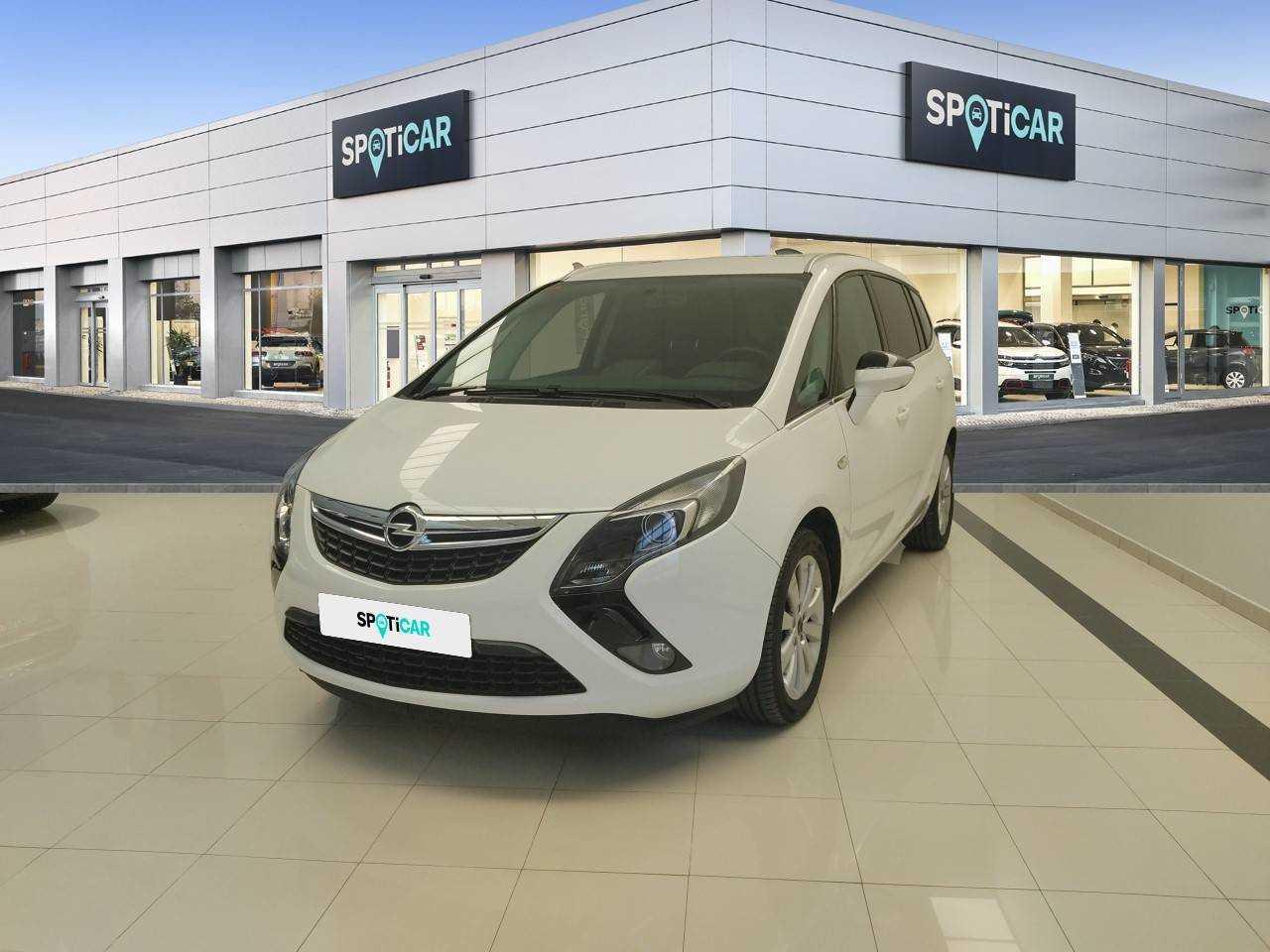 Opel Zafira  Tourer    ocasión segunda mano 2015 Diésel por 10.995€ en Orense