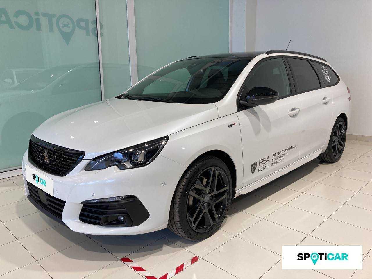 Peugeot 308 ocasión segunda mano 2021 Diésel por 25.400€ en Baleares