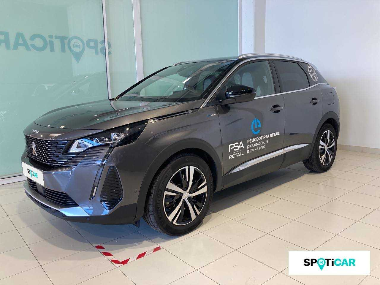 Peugeot 3008 ocasión segunda mano 2021 Eléctrico por 34.900€ en Baleares