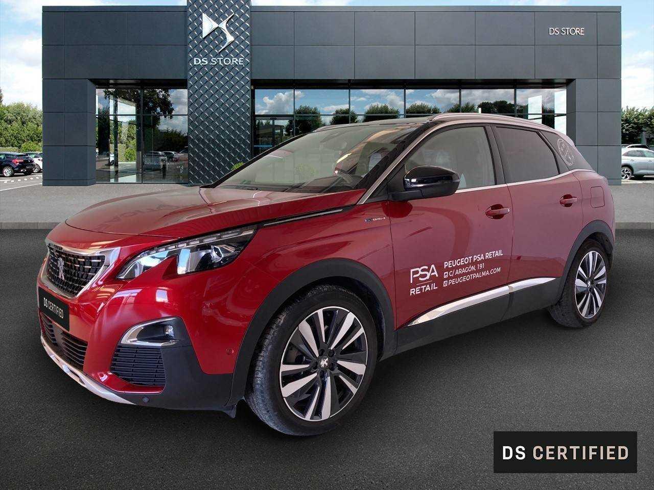 Peugeot 3008 ocasión segunda mano 2020 Eléctrico por 38.000€ en Baleares