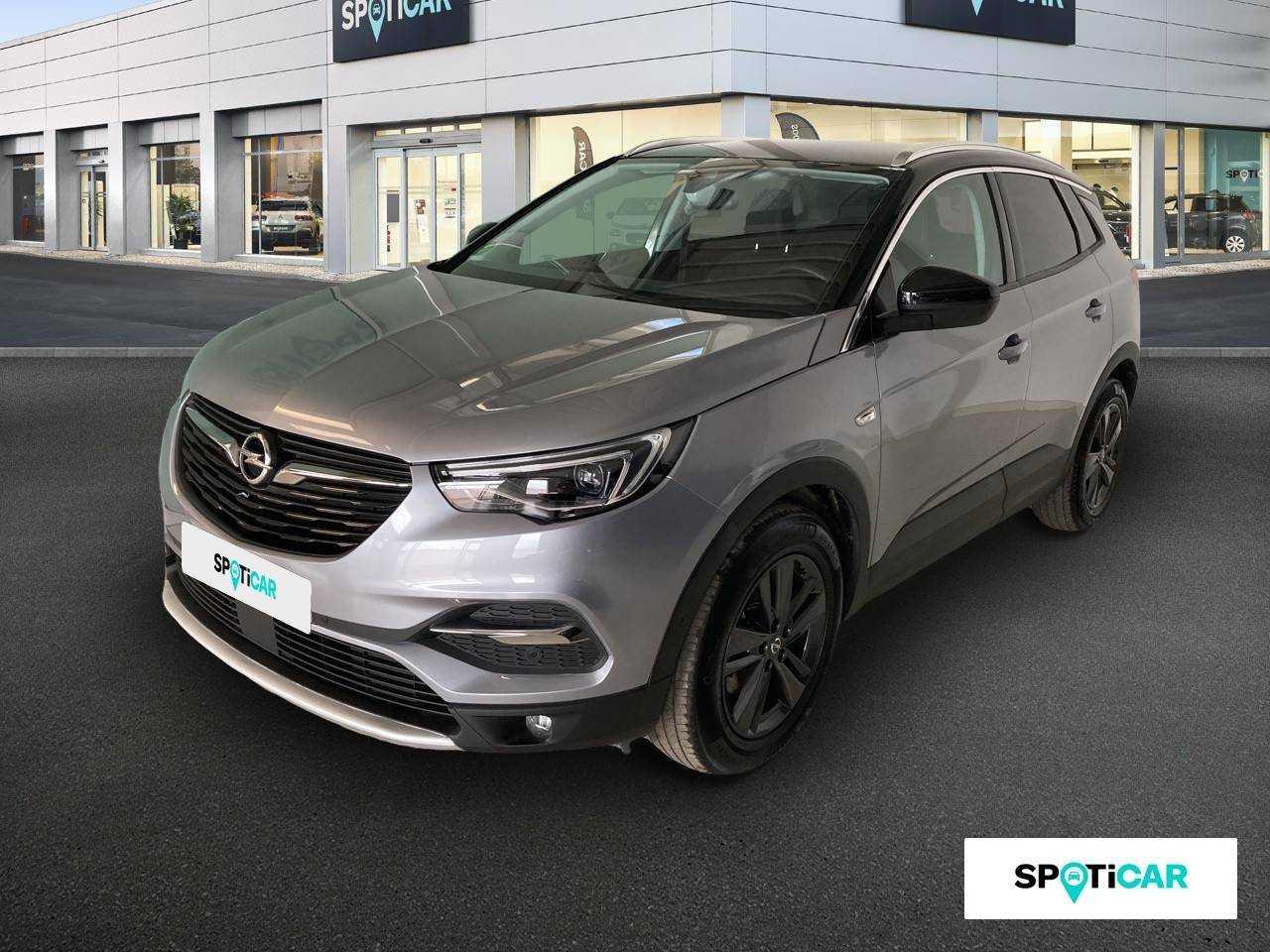 Opel Grandland X ocasión segunda mano 2020 Diésel por 21.500€ en Baleares