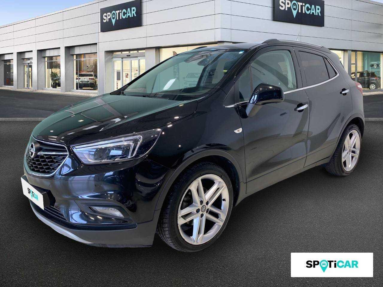 Opel Mokka X ocasión segunda mano 2019 Gasolina por 15.900€ en Baleares