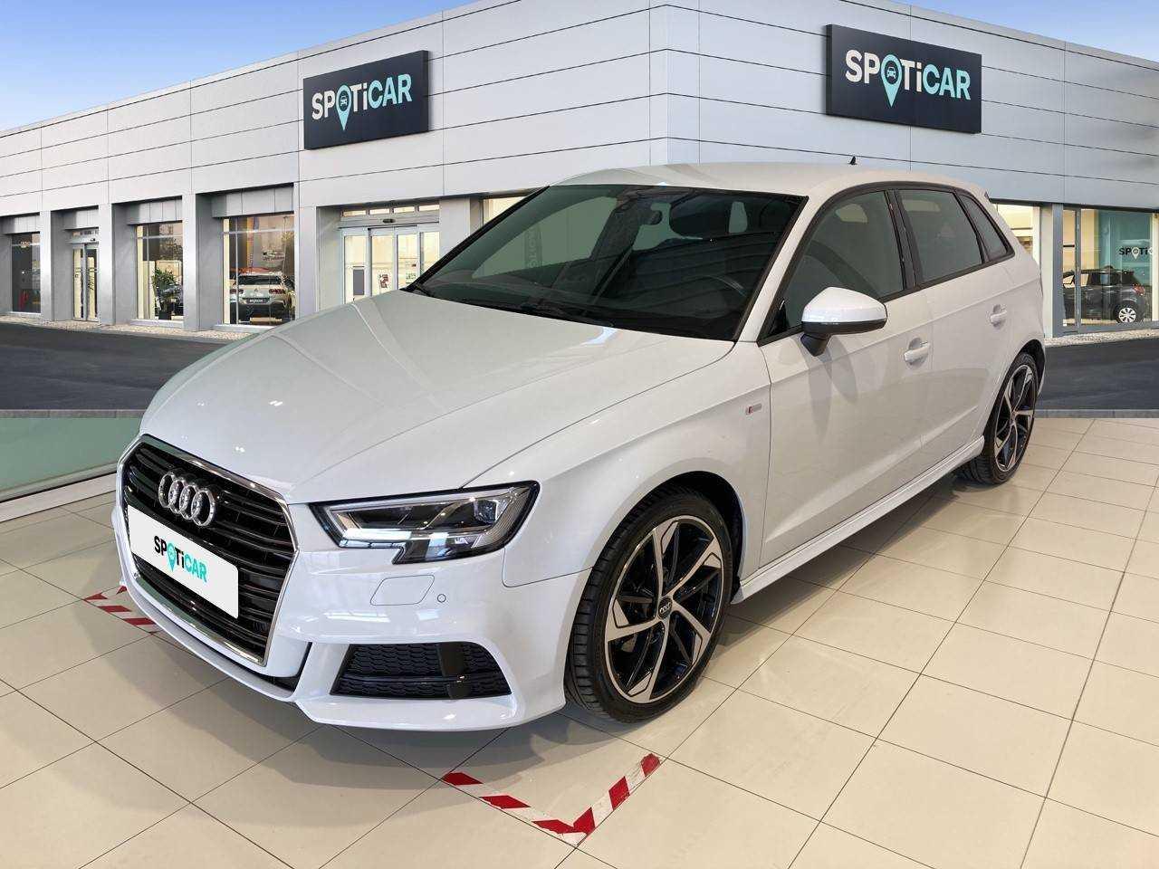 Audi A3 ocasión segunda mano 2019 Gasolina por 23.400€ en Baleares