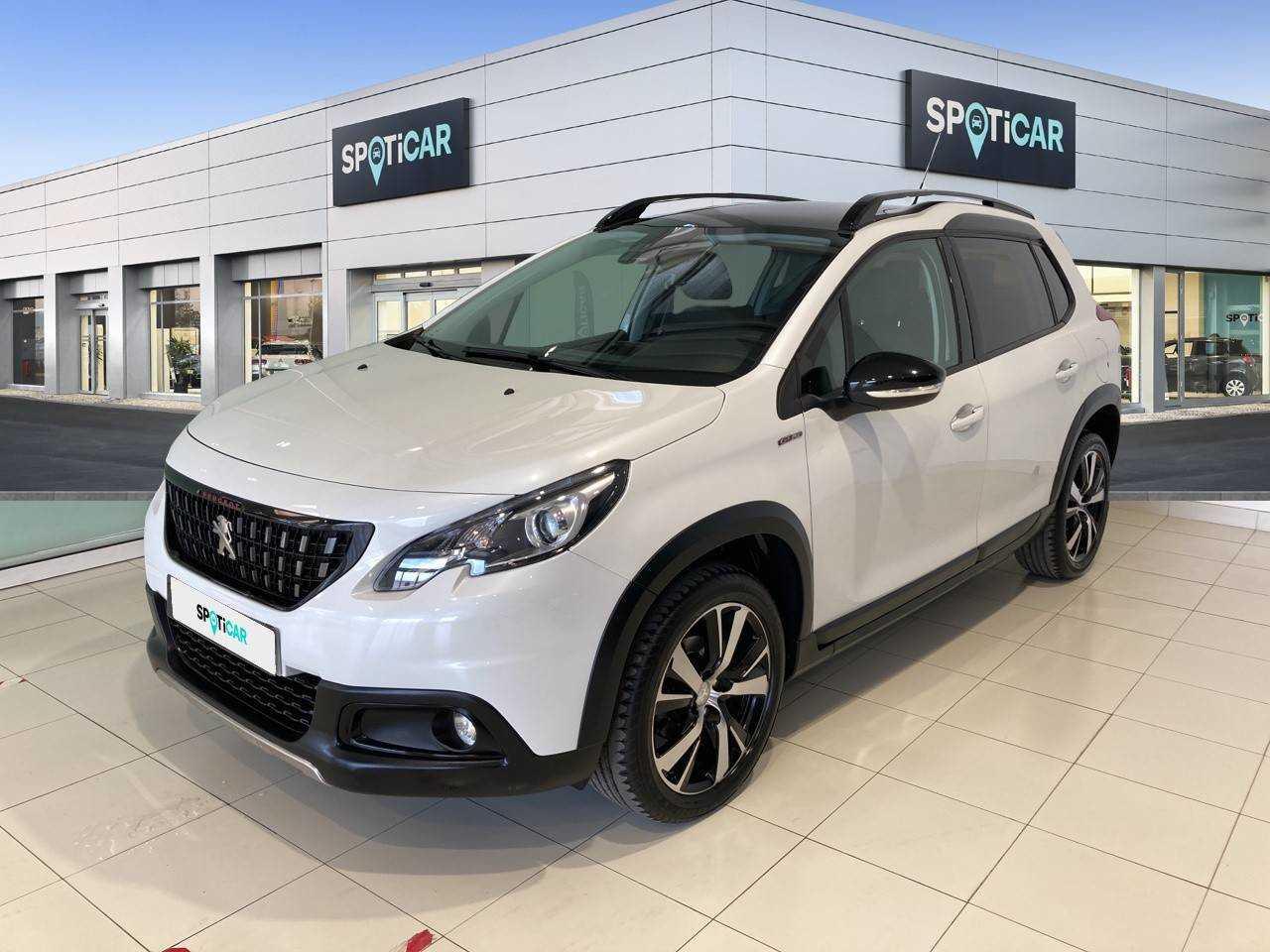 Peugeot 2008 ocasión segunda mano 2019 Diésel por 18.900€ en Baleares