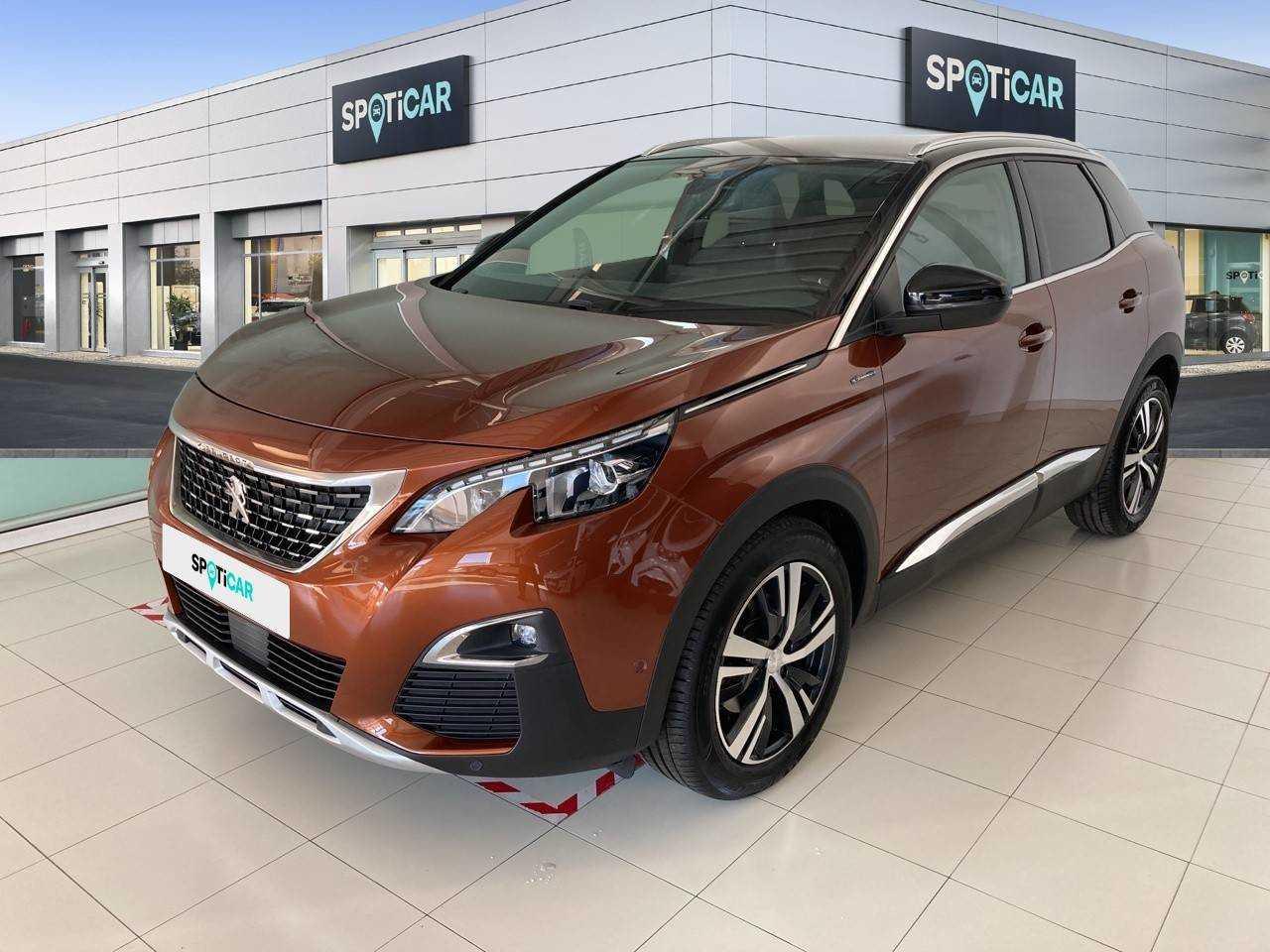 Peugeot 3008 ocasión segunda mano 2018 Diésel por 24.900€ en Baleares