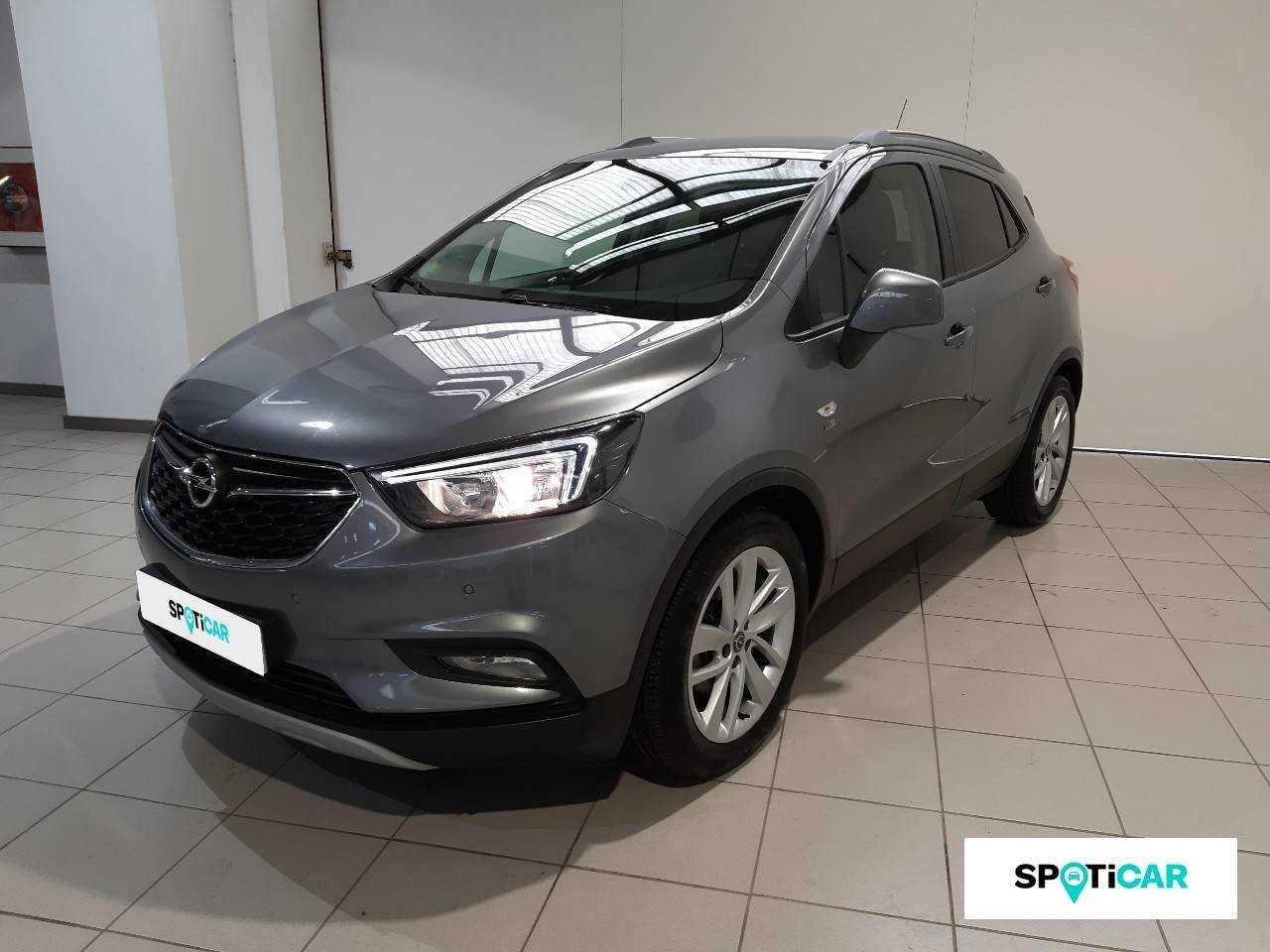 Opel Mokka X ocasión segunda mano 2019 Gasolina por 15.400€ en Baleares