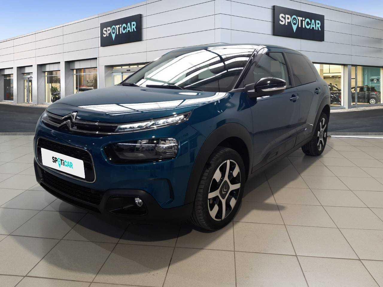 Citroën C4 Cactus ocasión segunda mano 2018 Diésel por 15.500€ en Baleares