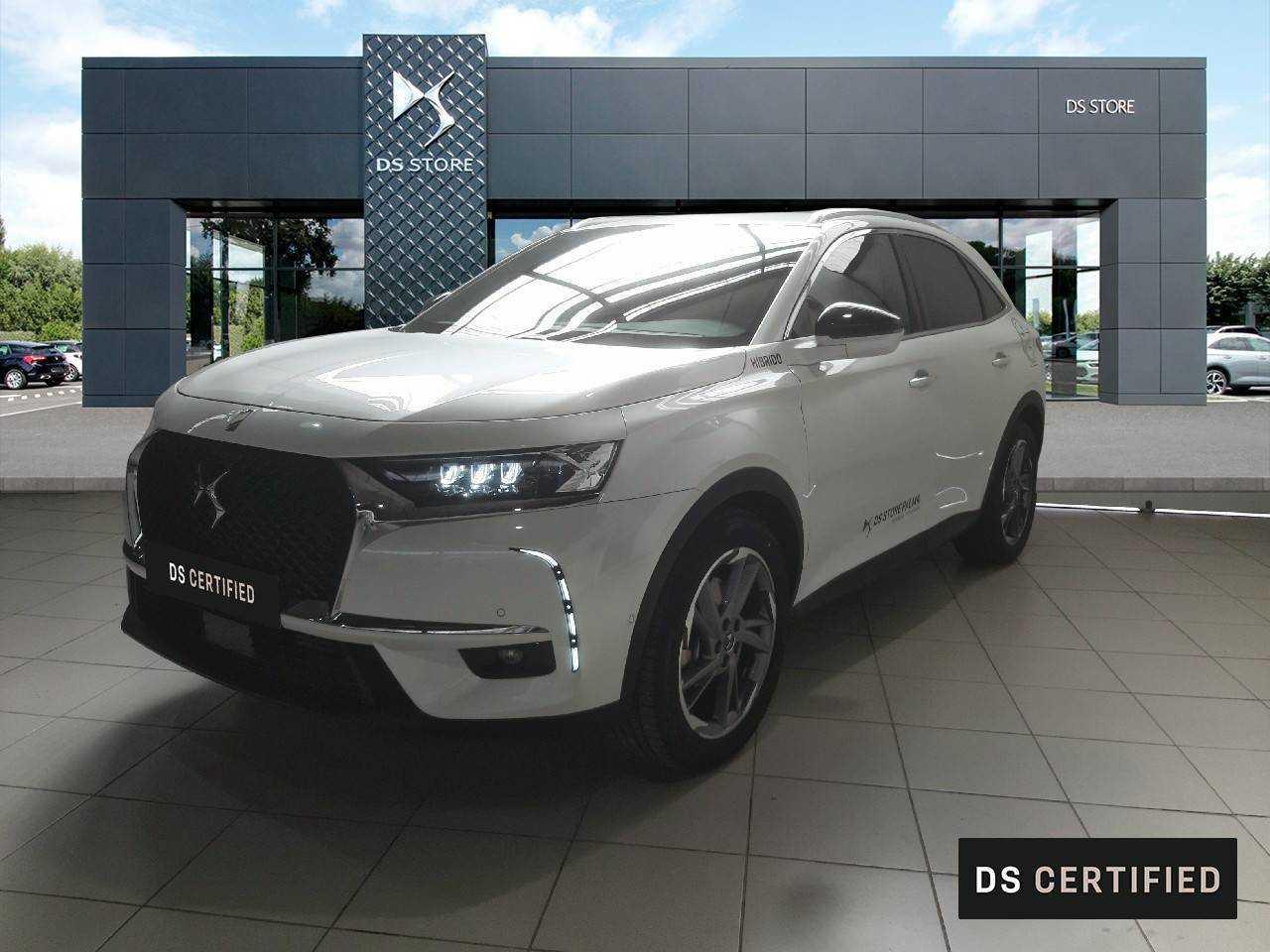 DS Automobiles DS 7 Crossback ocasión segunda mano 2021 Híbrido por 42.700€ en Baleares